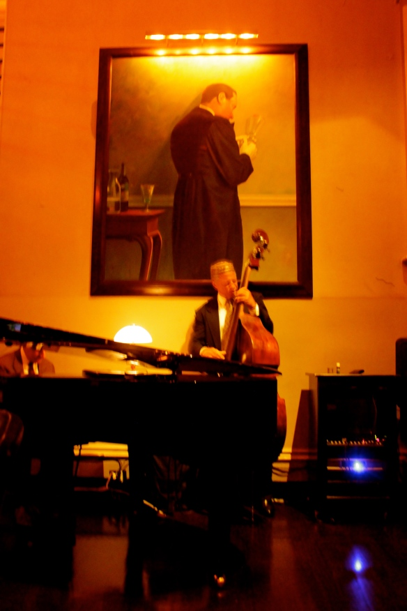 Bix Restaurant is known for its live jazz music.